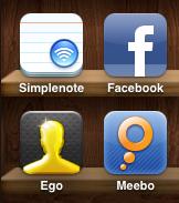 Добавляем иконки сайта для iPhone, iPad и Android