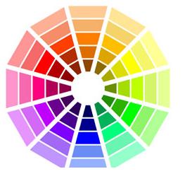 Палитры цветов для веб сайтов