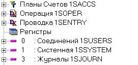 1С: ViewDD просмотр структуры 1Сv7.DD