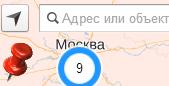 Отображение точек на Яндекс картах 2.0 и 2.1 получая данные через json и объединяя в кластер