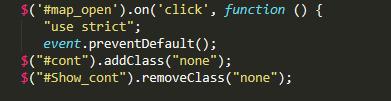 jQuery - предотвратить переход по ссылке, или метод event.preventDefault()